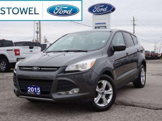 Used 2015 Ford Escape REAR CAMERA | BLUETOOTH for sale in Listowel, ON