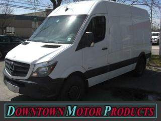 Used 2014 Mercedes-Benz Sprinter High Roof 144 for sale in London, ON