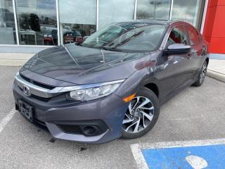 Used 2017 Honda Civic EX Nice Package! for sale in Whitchurch-Stouffville, ON