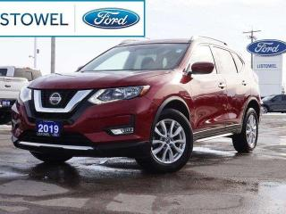 Used 2019 Nissan Rogue SV | AWD | BLUETOOTH | BACKUP CAM for sale in Listowel, ON
