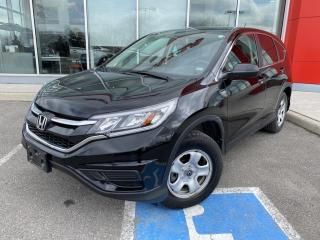Used 2016 Honda CR-V LX for sale in Whitchurch-Stouffville, ON