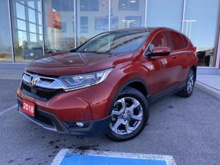 Used 2018 Honda CR-V EX for sale in Whitchurch-Stouffville, ON