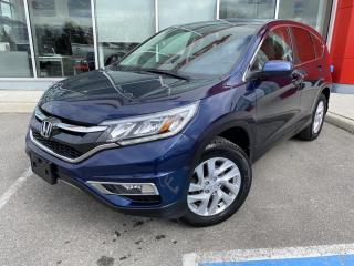 Used 2016 Honda CR-V EX for sale in Whitchurch-Stouffville, ON