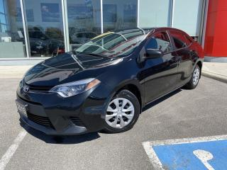 Used 2015 Toyota Corolla CE for sale in Whitchurch-Stouffville, ON