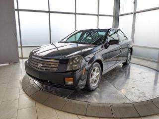 Used 2005 Cadillac CTS Accident Free - Family Owned! for sale in Edmonton, AB