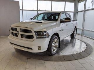 Used 2016 RAM 1500 5.7L - One Owner - Accident Free! for sale in Edmonton, AB
