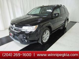 Used 2018 Dodge Journey GT *Seats 7, Backup Camera, Heated Seats and More!* for sale in Winnipeg, MB