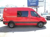 2012 Mercedes-Benz Sprinter 3500 Diesel Dually Fiber Slice Van Loaded 154,000K