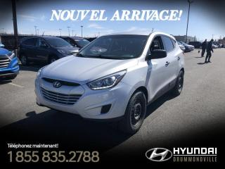 Used 2015 Hyundai Tucson GARANTIE + GL + A/C + CRUISE + BLUETOOTH for sale in Drummondville, QC