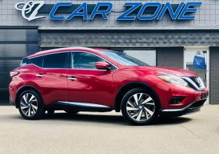 Used 2015 Nissan Murano Platinum for sale in Calgary, AB