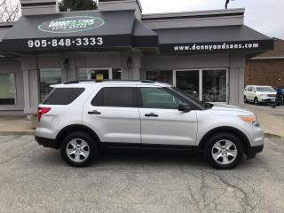 Used 2012 Ford Explorer 7 Passengers for sale in Mississauga, ON