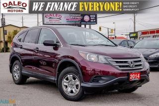 Used 2014 Honda CR-V LX for sale in Hamilton, ON