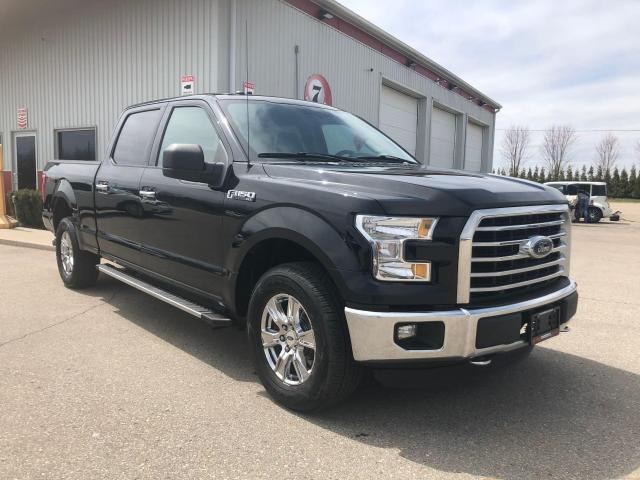 2016 Ford F-150 XLT XTR Package 4X4