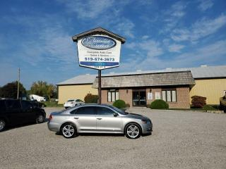 Used 2013 Volkswagen Passat TDI HIGHLINE for sale in Ridgetown, ON