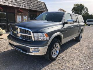 Used 2009 Dodge Ram 1500 Laramie for sale in Ridgetown, ON