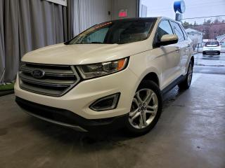 Used 2018 Ford Edge Titanium TI for sale in St-Hyacinthe, QC