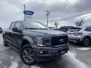 Used 2018 Ford F-150 FX4 Ensemble décor sport for sale in St-Eustache, QC