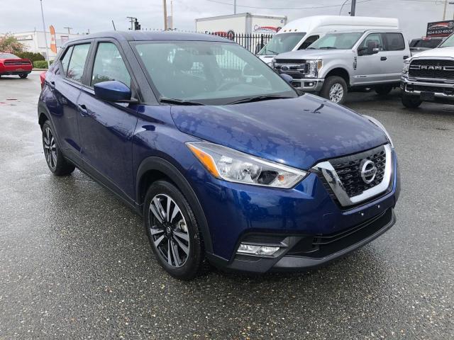 2019 Nissan Kicks SV  122HP 1.6L CVT AUTO