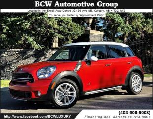 Used 2015 MINI Cooper Countryman S AWD for sale in Calgary, AB