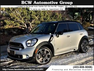 Used 2016 MINI Cooper Countryman S AWD for sale in Calgary, AB
