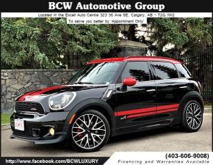 Used 2014 MINI Cooper Countryman John Cooper Works AWD for sale in Calgary, AB