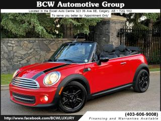Used 2015 MINI Cooper CONVERTIBLE Convertible for sale in Calgary, AB