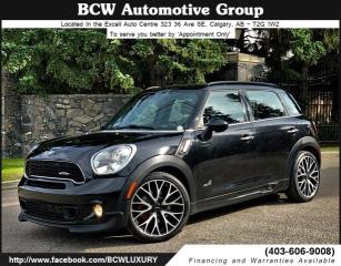 Used 2013 MINI Cooper Countryman John Cooper Works All4 for sale in Calgary, AB