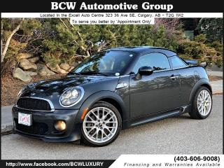Used 2013 MINI Cooper Coupe S Chrome Line for sale in Calgary, AB