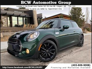 Used 2016 MINI Cooper Hardtop S for sale in Calgary, AB