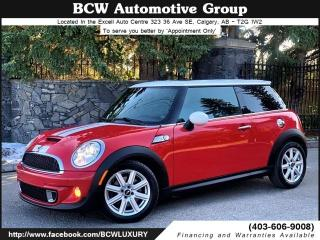 Used 2012 MINI Cooper Hardtop S Automatic Chrome Line for sale in Calgary, AB