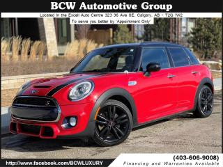 Used 2016 MINI Cooper Hardtop 5 Door S JCW Package for sale in Calgary, AB