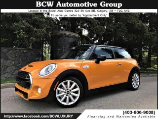 Used 2014 MINI Cooper S S Automatic for sale in Calgary, AB