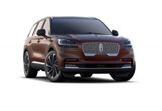 New 2020 Lincoln Aviator Reserve for sale in Aurora, ON