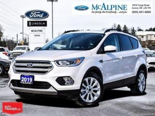 Used 2019 Ford Escape SEL for sale in Aurora, ON