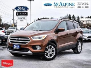 Used 2017 Ford Escape SE for sale in Aurora, ON