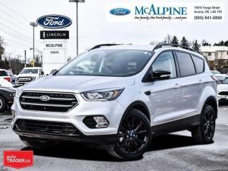 Used 2019 Ford Escape Titanium for sale in Aurora, ON