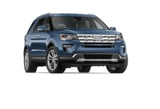New 2019 Ford Explorer LIMITED for sale in Aurora, ON