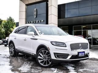 Used 2019 Lincoln Nautilus RESERVE for sale in Aurora, ON