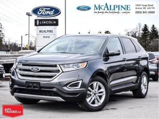 Used 2015 Ford Edge SEL for sale in Aurora, ON