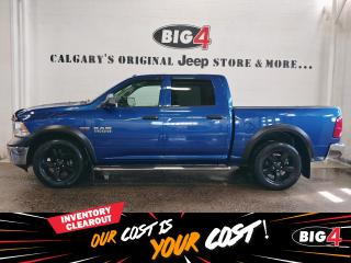Used 2017 RAM 1500 ST 4WD for sale in Calgary, AB