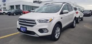 Used 2017 Ford Escape 4WD 4dr SE for sale in Kingston, ON