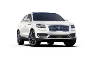 New 2020 Lincoln Nautilus RESERVE for sale in Aurora, ON