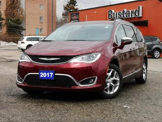 Used 2017 Chrysler Pacifica LIMITED | PANO | NAVI | POWER DOORS for sale in Waterloo, ON