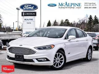 Used 2018 Ford Fusion Energi Titanium for sale in Aurora, ON