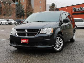 Used 2016 Dodge Grand Caravan SXT   DVD   BACK UP CAM   BLUETOOTH for sale in Waterloo, ON