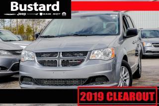New 2019 Dodge Grand Caravan SXT PLUS   DVD   BLUETOOTH   BACKUP CAM for sale in Waterloo, ON
