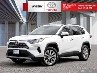 Used 2019 Toyota RAV4 LTD Limited for sale in Whitby, ON