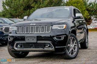 New 2020 Jeep Grand Cherokee Overland for sale in Waterloo, ON