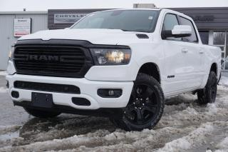 New 2020 RAM 1500 Big Horn Night Edition for sale in Waterloo, ON