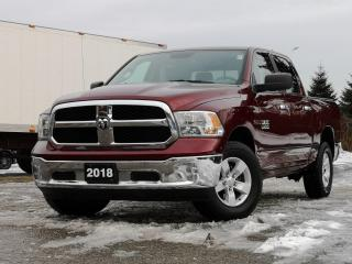 Used 2018 RAM 1500 SLT | BACK UP CAM | APPLE CAR PLAY | DIESEL for sale in Waterloo, ON